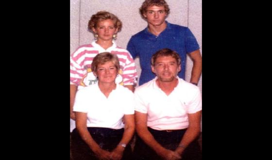 Brenner family 1986